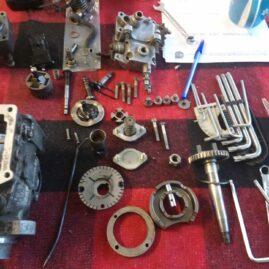 Réparation moteur - GP2M25 GP2M25 réparation moteur et boite de vitesses Besançon