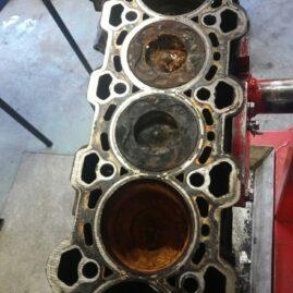 Réparation moteur - CULASSE 6 - GP2M25 réparation moteur et boite de vitesses Besançon